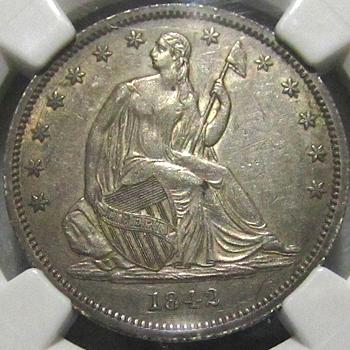 JimPostonofGFRC-Coins50c1842revA